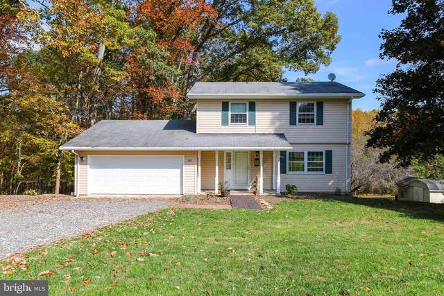 3601 Oxwed Court, WESTMINSTER, MD 21157 (#MDCR200558) :: SP Home Team
