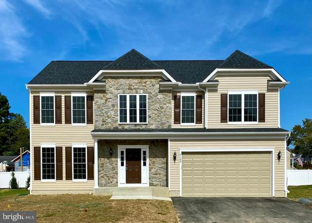 9109 Magnolia Manor Drive, LAUREL, MD 20723 (#MDHW286848) :: The MD Home Team
