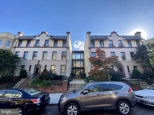 1840 Vernon Street NW #206, WASHINGTON, DC 20009 (#DCDC493056) :: The Miller Team