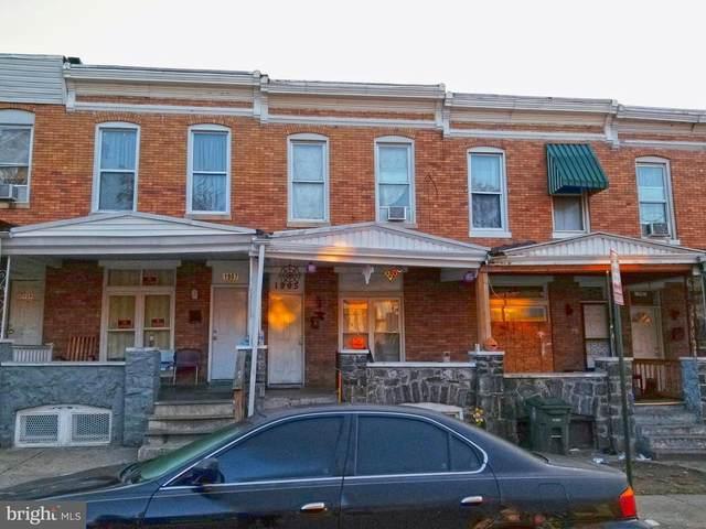 1905 N Dukeland Street, BALTIMORE, MD 21216 (#MDBA528614) :: SURE Sales Group