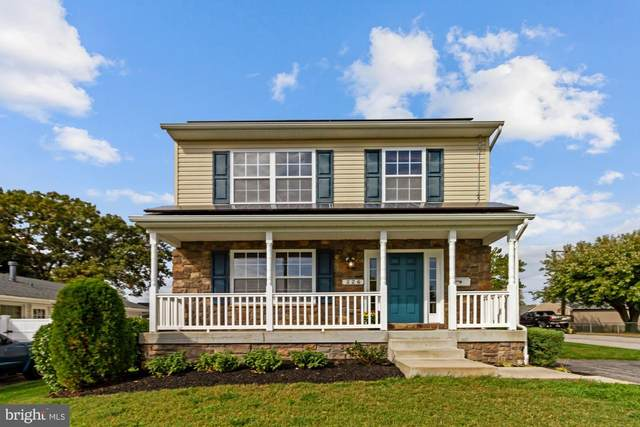 226 Inlet Drive, PASADENA, MD 21122 (#MDAA450492) :: Network Realty Group