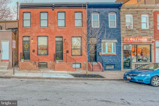 432 Grundy Street, BALTIMORE, MD 21224 (#MDBA528626) :: Jennifer Mack Properties