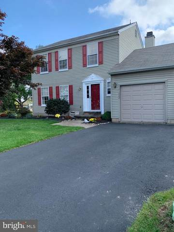 1222 Colonial Drive, QUAKERTOWN, PA 18951 (#PABU509812) :: V Sells & Associates | Keller Williams Integrity