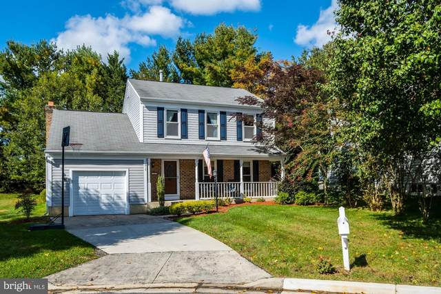 11917 Riding Loop Terrace, NORTH POTOMAC, MD 20878 (#MDMC731128) :: Hill Crest Realty