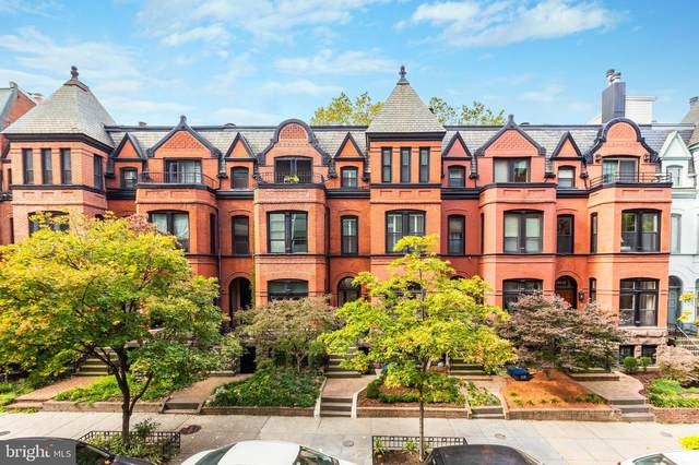 1008 22ND Street NW, WASHINGTON, DC 20037 (#DCDC493072) :: BayShore Group of Northrop Realty