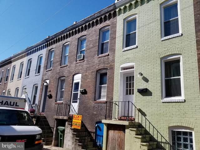 1608 Olive Street, BALTIMORE, MD 21230 (#MDBA528636) :: The Redux Group