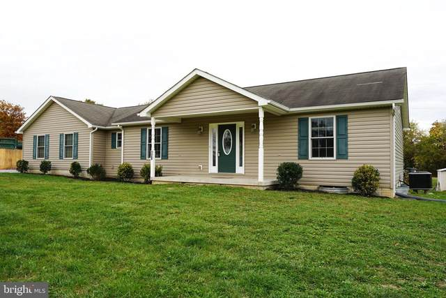 120 Neptune Way, BUNKER HILL, WV 25413 (#WVBE181344) :: The MD Home Team