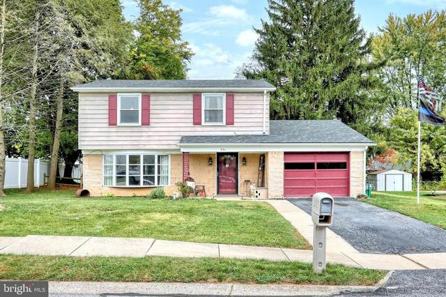 941 Northbriar Drive, YORK, PA 17404 (#PAYK147792) :: Century 21 Dale Realty Co