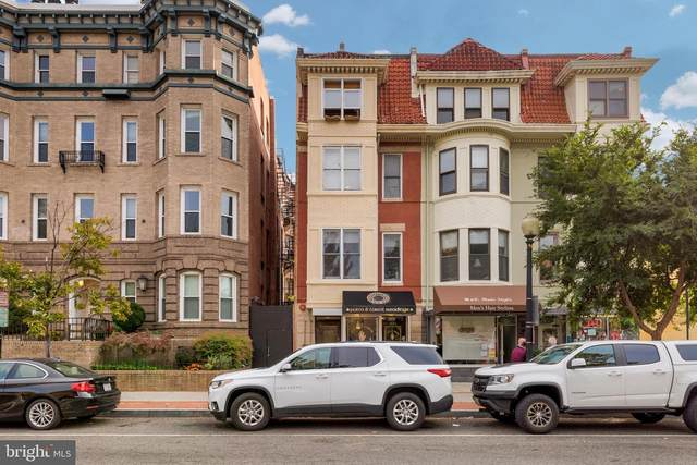 1813 18TH Street NW #2, WASHINGTON, DC 20009 (#DCDC493090) :: The MD Home Team