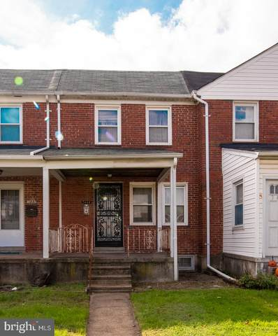 3444 Dunran Road, BALTIMORE, MD 21222 (#MDBC510444) :: The Dailey Group