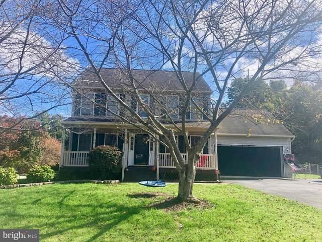 6105 Taverneer Lane, SPOTSYLVANIA, VA 22551 (#VASP226214) :: The Matt Lenza Real Estate Team