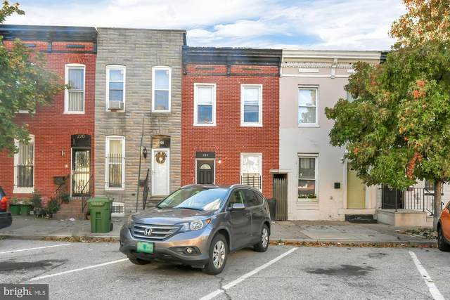 224 N Chester Street, BALTIMORE, MD 21231 (#MDBA528656) :: The Redux Group