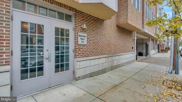 714 Bainbridge Street #4, PHILADELPHIA, PA 19147 (MLS #PAPH947498) :: Kiliszek Real Estate Experts