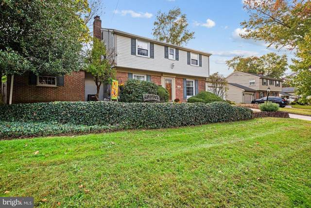 103 Hedgerow Drive, CHERRY HILL, NJ 08002 (MLS #NJCD405620) :: The Dekanski Home Selling Team