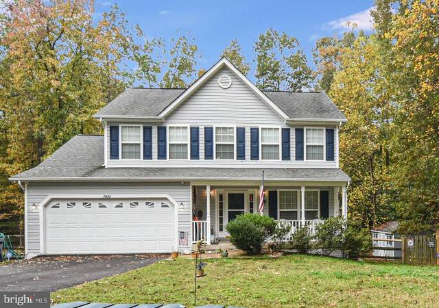 7422 Washington Drive, KING GEORGE, VA 22485 (#VAKG120424) :: Great Falls Great Homes