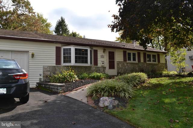 551 Valley Road, WARMINSTER, PA 18974 (#PABU509830) :: Nexthome Force Realty Partners
