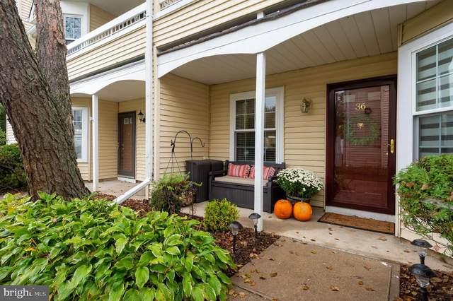 36 Dennis Court #36, HIGHTSTOWN, NJ 08520 (MLS #NJME303606) :: Kiliszek Real Estate Experts
