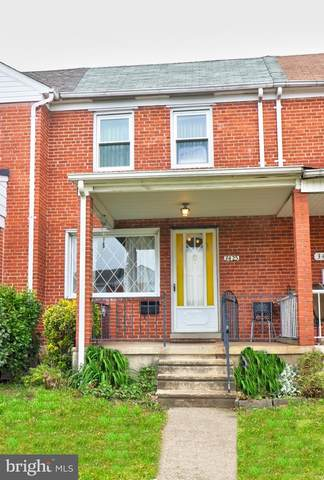 3425 Dunhaven Road, BALTIMORE, MD 21222 (#MDBC510464) :: Advon Group