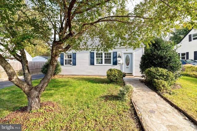 134 Evans Street, MANASSAS PARK, VA 20111 (#VAMP114340) :: Arlington Realty, Inc.