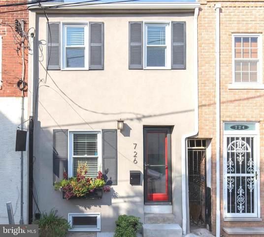 726 S Randolph Street, PHILADELPHIA, PA 19147 (#PAPH947550) :: Certificate Homes