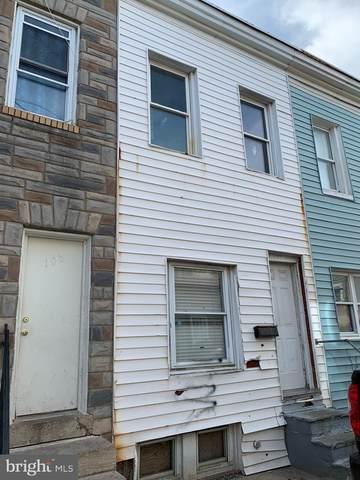 104 S Dean Street, BALTIMORE, MD 21224 (#MDBA528670) :: Jacobs & Co. Real Estate