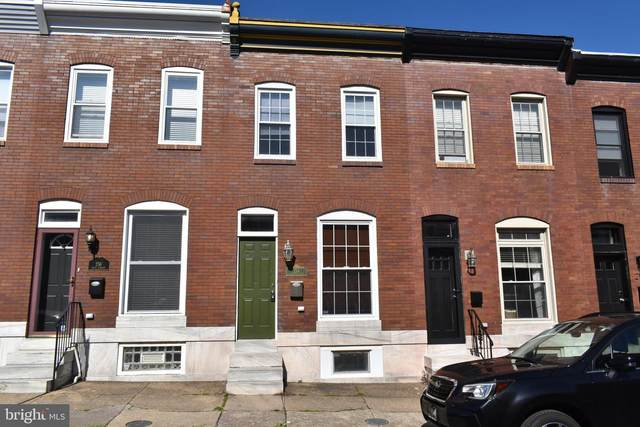 254 S Robinson Street, BALTIMORE, MD 21224 (#MDBA528680) :: The MD Home Team