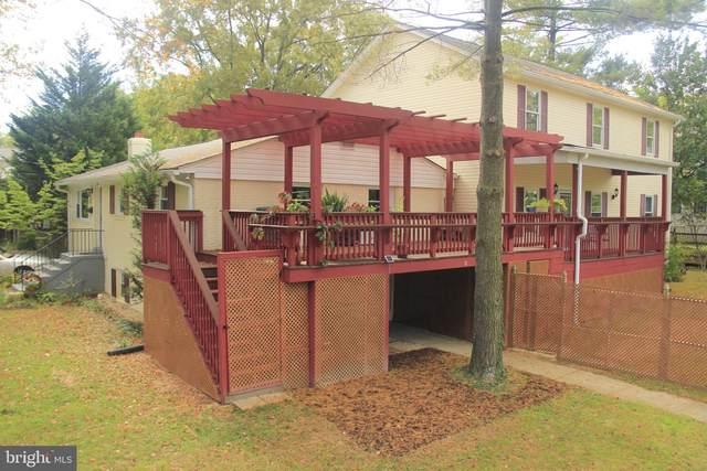 4230 University Drive, FAIRFAX, VA 22030 (#VAFC120594) :: Tessier Real Estate
