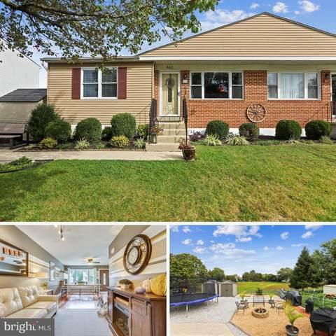 862 Turf Valley Drive, PASADENA, MD 21122 (#MDAA450532) :: Revol Real Estate