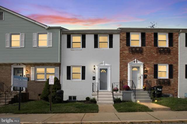 5163 Clacton Avenue #51, SUITLAND, MD 20746 (#MDPG585390) :: Ultimate Selling Team