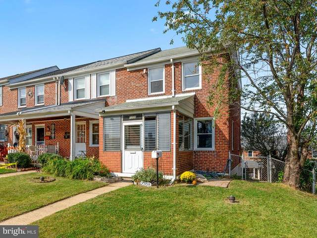 7308 Conley Street, BALTIMORE, MD 21224 (#MDBC510492) :: Hill Crest Realty