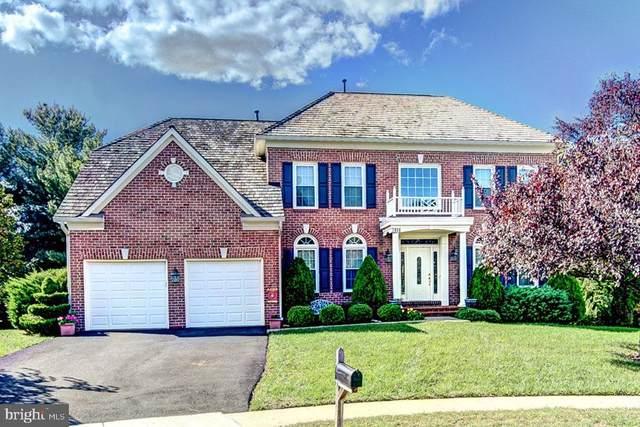 2814 Gibson Oaks Drive, OAK HILL, VA 20171 (#VAFX1162894) :: EXP Realty