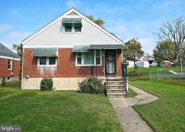 2618 Chesley Avenue, BALTIMORE, MD 21234 (#MDBA528700) :: The Redux Group