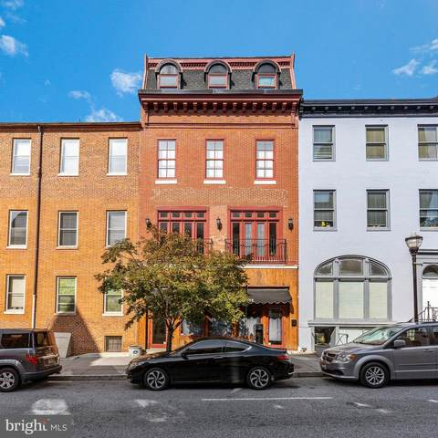 110 W Saratoga Street #3, BALTIMORE, MD 21201 (#MDBA528702) :: AJ Team Realty