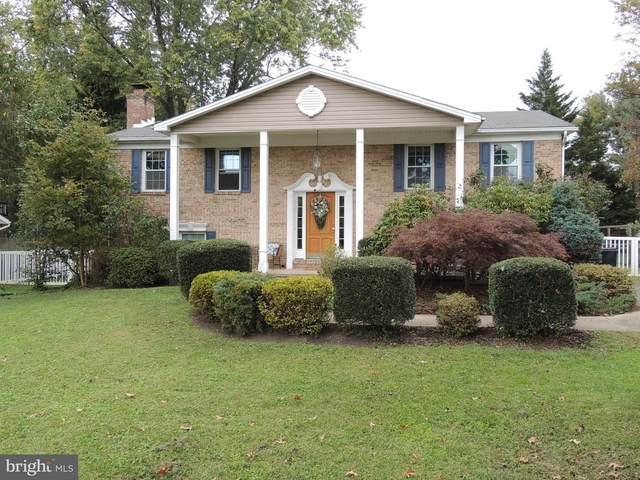 144 W Hall Street, BEL AIR, MD 21014 (#MDHR253242) :: Revol Real Estate