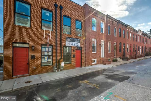 25 N Port, BALTIMORE, MD 21224 (#MDBA528710) :: CENTURY 21 Core Partners