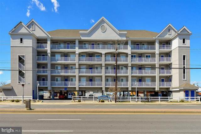 2101 Philadelphia Avenue #304, OCEAN CITY, MD 21842 (#MDWO117852) :: The Redux Group