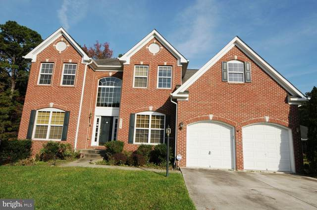 8113 Quiet Cove Road, GLEN BURNIE, MD 21060 (#MDAA450548) :: Gail Nyman Group