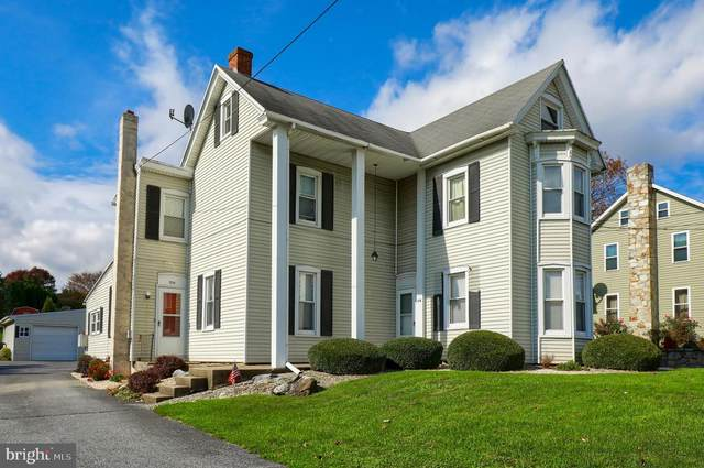 118-120 S State Street, BROWNSTOWN, PA 17508 (#PALA172304) :: The Joy Daniels Real Estate Group