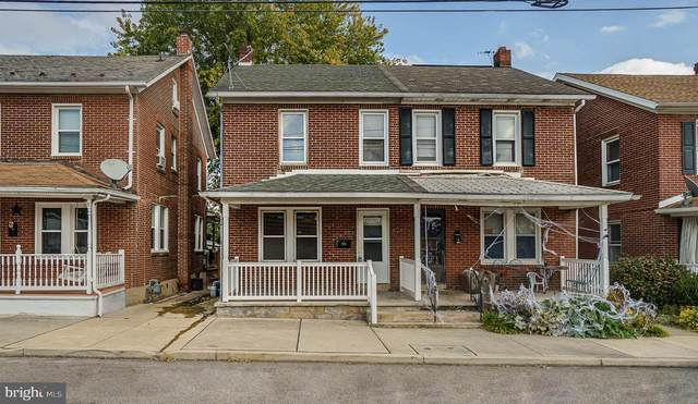 131 S Clinton Street, YORK, PA 17404 (#PAYK147830) :: Certificate Homes