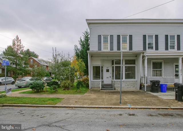 327 Lewis Street, HARRISBURG, PA 17110 (#PADA127030) :: The Joy Daniels Real Estate Group