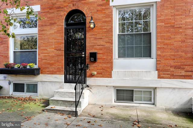 113 N Linwood Avenue, BALTIMORE, MD 21224 (#MDBA528730) :: The Redux Group