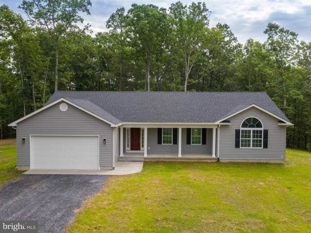 245 Levis Ridge Lane, WINCHESTER, VA 22603 (#VAFV160454) :: Shamrock Realty Group, Inc