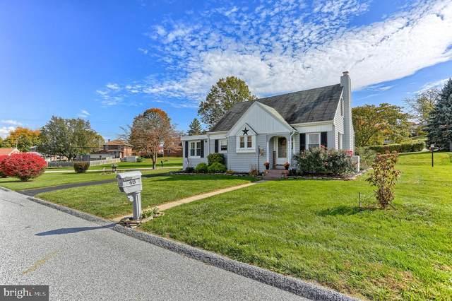 48 W Hoke Street, SPRING GROVE, PA 17362 (#PAYK147838) :: Liz Hamberger Real Estate Team of KW Keystone Realty