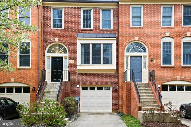 1337 Templeton Place, ROCKVILLE, MD 20852 (#MDMC731242) :: AJ Team Realty