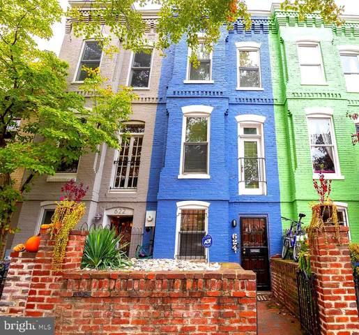 624 C Street SE, WASHINGTON, DC 20003 (#DCDC493230) :: V Sells & Associates | Keller Williams Integrity