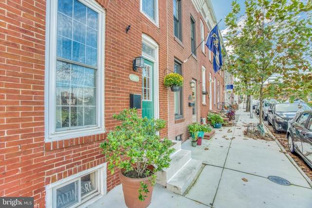 441 E Gittings Street, BALTIMORE, MD 21230 (#MDBA528736) :: The Licata Group/Keller Williams Realty