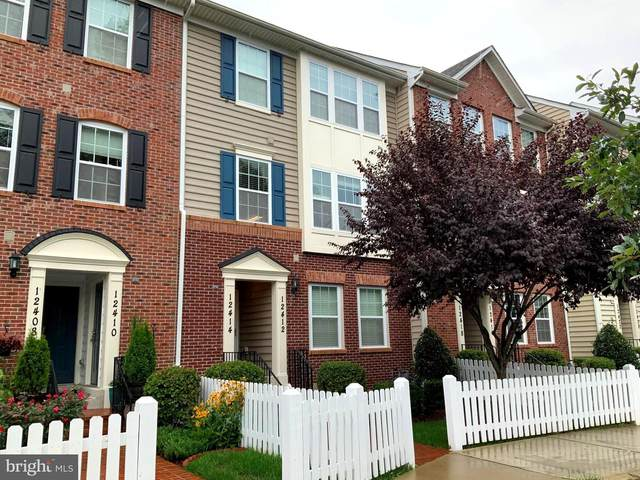 12414 Horseshoe Bend Circle #218, CLARKSBURG, MD 20871 (#MDMC731248) :: Revol Real Estate