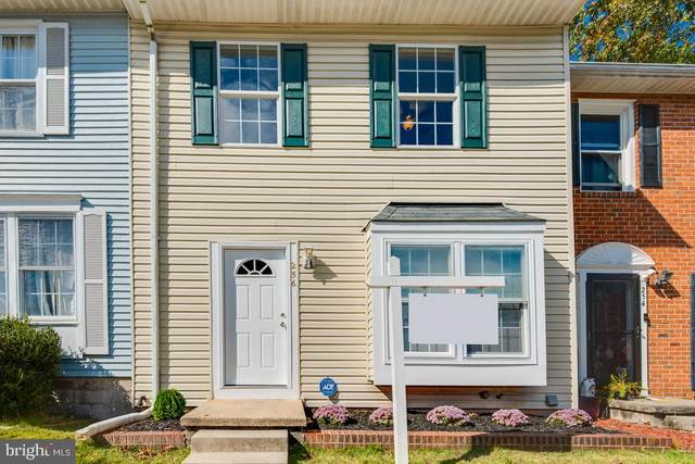 256 Michele Circle, MILLERSVILLE, MD 21108 (#MDAA450570) :: Gail Nyman Group