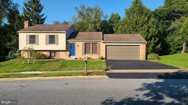 4810 Sweetbrier Drive, HARRISBURG, PA 17111 (#PADA127036) :: The Craig Hartranft Team, Berkshire Hathaway Homesale Realty