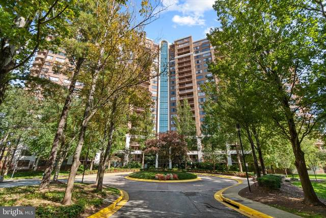 10101 Grosvenor Place #1112, ROCKVILLE, MD 20852 (#MDMC731260) :: LoCoMusings